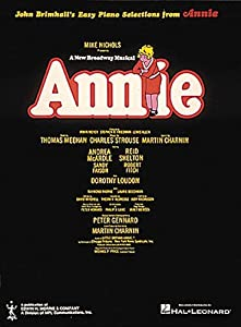 Annie Broadway Easy Piano by International Music Publicatio