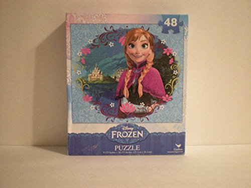 Disney Frozen Puzzle 48 pcs - 1