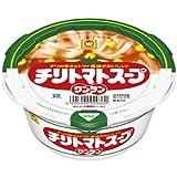 マルちゃん チリトマトスープワンタン 36g×12個