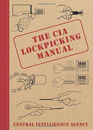 The CIA Lockpicking Manual PDF