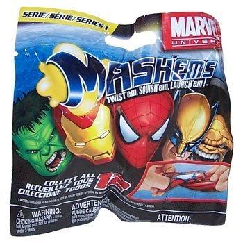 Marvel Universe - Mashems - FOIL PACK (1 random character)