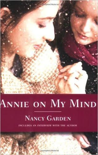 Annie on My Mind written by Nancy Garden