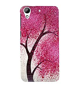 Patterned tree Back Case Cover for HTC Desire 626::HTC Desire 626G Plus::HTC Desire 626G+