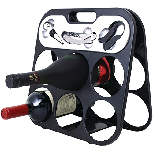 CHEFS BASICS SELECT HW4299 Wine Rack with Tools (Chef Wine Rack compare prices)