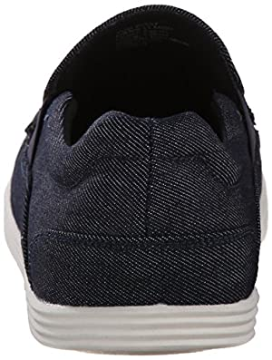 Kenneth Cole Unlisted Men's Tug Boat 6T Flat, Denim, 10.5 M US