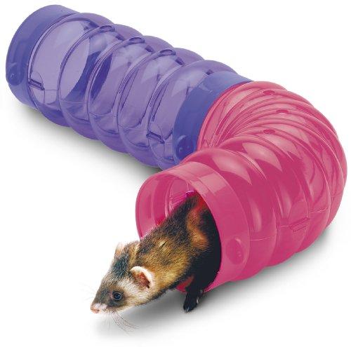 Super Pet FerreTrail Fun-nels Tube Maze, Colors Vary
