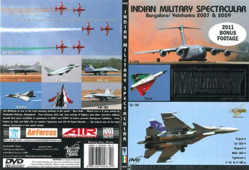 Indian Military Dvd 115 Minutes