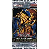 Konami - Yu Gi Oh Battle Pack 2 La Guerre des Geants