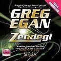 Zendegi Audiobook by Greg Egan Narrated by Stan Pretty