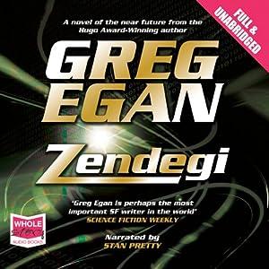 Zendegi Audiobook