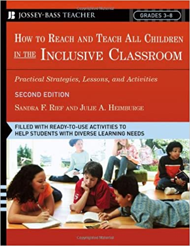 how to reach and teach all children in the inclusive classroom book cover