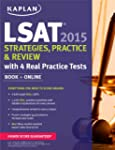 Kaplan LSAT 2015 Strategies, Practice...