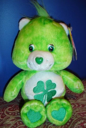 Care Bear Good Luck Tie Dye Plush Toy 10