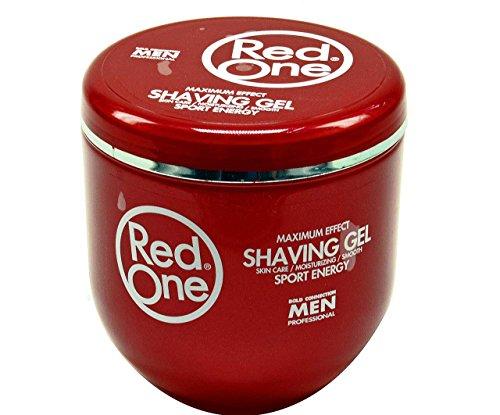 RED ONE [ SPORT ENERGY ] MEN PROFESSIONAL RASIERGEL - 500ml thumbnail