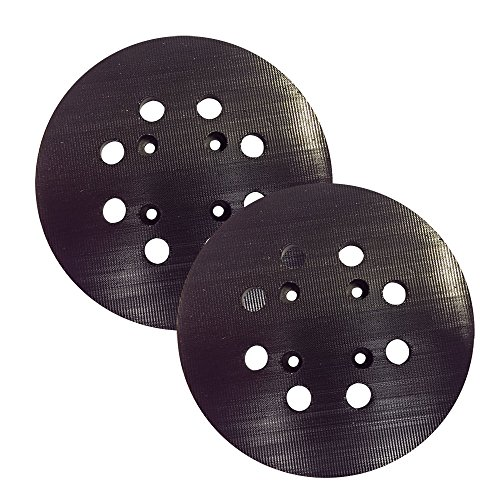 Superior Electric Rsp28-K 5 Inch Sander Pad - Hook And Loop Replaces Milwaukee Oe # 51-36-7090, Ryobi Oe # 300527002, 975241002, 974484001, Rigid Oe # 300527002 (2/Pack) front-547079