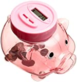 Perfect Solutions Digital Coin-Counting Piggy Bank