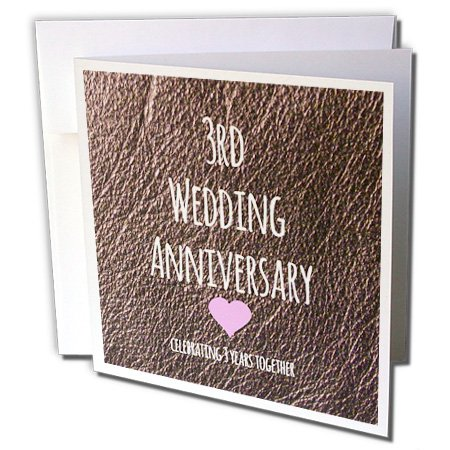 3rd Wedding Gift Etiquette : Cards for -InspirationzStore Occasions - 3rd Wedding Anniversary gift ...