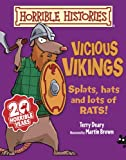 Terry Deary Vicious Vikings (Horrible Histories)