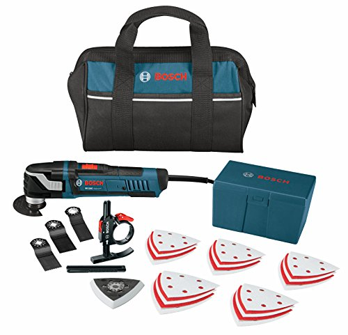 Bosch MX30EC-31 Multi-X 3.0 Amp Oscillating Tool Kit with 31 Accessories (Discontinued by Manufacturer) (Bosch Oscillating Saw compare prices)