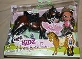 Bratz Kidz Horseback Fun 2-In-1 Pack with Yasmin & Brown Horse Limited Edition