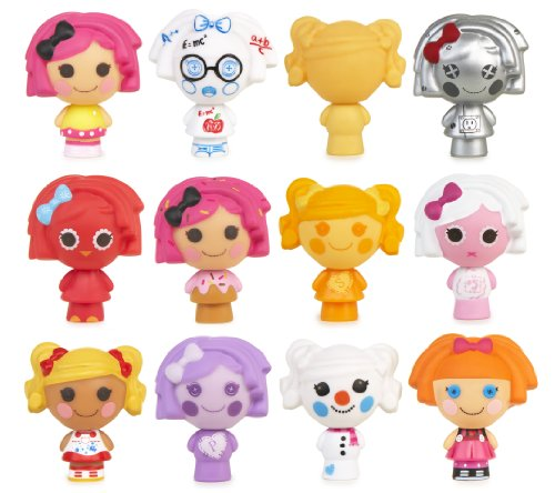 Micro Lalaloopsy Surprise Pack Series 4