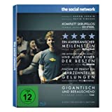 "The Social Network (2-Disc Collector's Edition im limited Digipack) [Blu-ray]von ""Jesse Eisenberg"""
