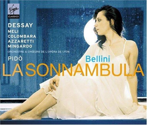 ベッリーニ:歌劇《夢遊病の女》全曲