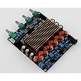 Generic TC2000 STA508 2.1 Class D Digital Amplifier Board 160W+80W+80W 6x330U