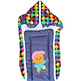Baby Bed Carrier Cum Wrap With Double Chain