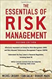 img - for The Essentials of Risk Management, Second Edition 2nd by Crouhy, Michel, Galai, Dan, Mark, Robert (2013) Hardcover book / textbook / text book