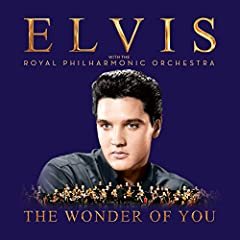 Elvis Presley, Royal Philharmonic Orchestra Amazing Grace cover