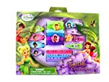 Disney Tinkerbell Hair Accessories Set 20pc - Tinkerbell Hair Accessories - Tinkerbell Hair Clips - Tinkerbell Hair Ponies