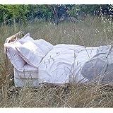 Coyuchi Organic Cotton 300tc Percale Sheet Set - Queen - White