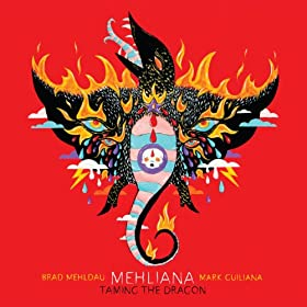 Mehliana: Taming The Dragon [+digital booklet]
