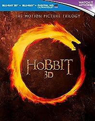 The Hobbit Trilogy [Blu-ray 3D + Blu-ray] [2015] [Region Free]
