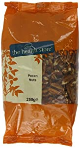 Health Store Pecan Nuts 250 g (Pack of 2)