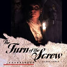 The Turn of the Screw (       UNABRIDGED) by Henry James Narrated by Simon Vance, Vanessa Benjamin