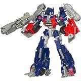 Catterpillar Transformers: Dark Of The Moon - MechTech Voyager - Optimus Prime