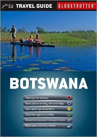 Globetrotter Guide Botswana (Globetrotter Travel Pack)