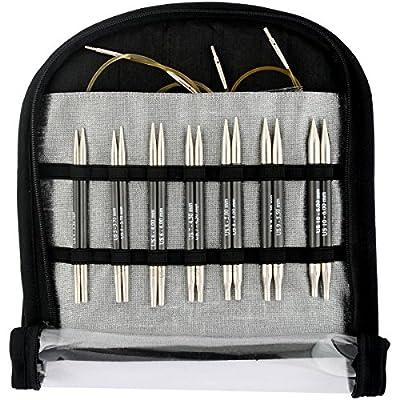 Knitter's Pride Karbonz Deluxe Special Interchangeable Needle Set