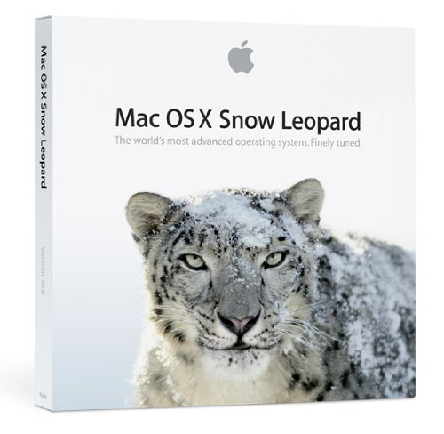 Mac OS X version 10.6 Snow Leopard Family Pack - 5 user license