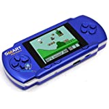 76-in-1 Smart Portable New Generation Digital Handheld Console BLUE