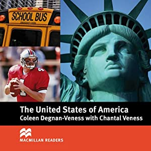 Macmillan Readers: USA | [Coleen Degnan-Veness, Chantal Veness]