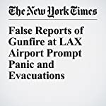 False Reports of Gunfire at LAX Airport Prompt Panic and Evacuations | Jonah Engel Bromwich