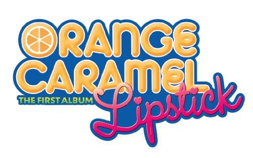 Orange Caramel 1集 - Lipstick (韓国盤)