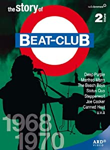 The Story of Beat-Club: 1968-1970 (8 DVDs)