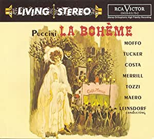 LA BOHEME  (Puccini)