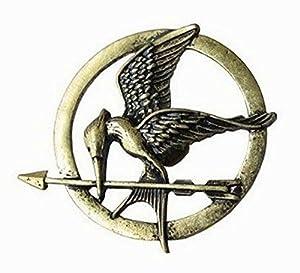 The Hunger Games brooch replica brooch Mockingjay