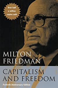 Capitalism And Freedom: Fortieth Anniversary Edition by Milton Friedman ebook deal