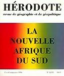 H�rodote n� 82-83 : la nouvelle Afriq...